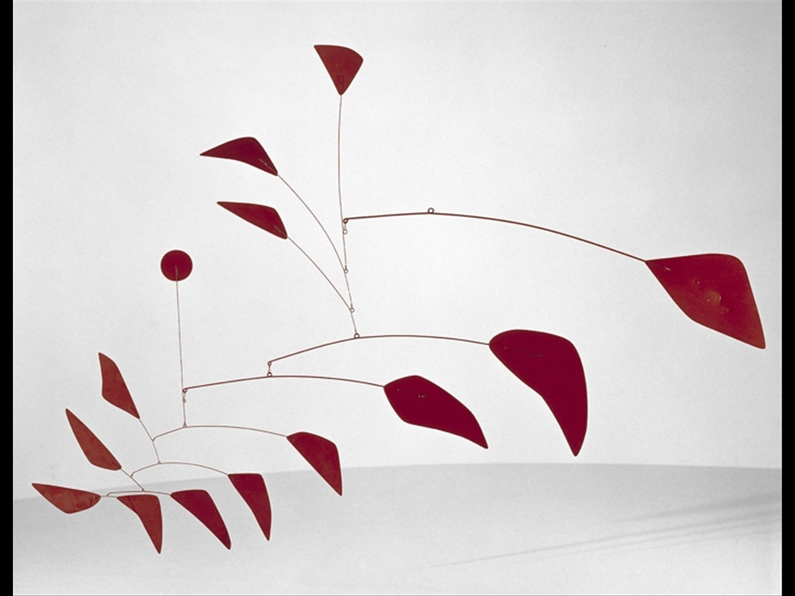 Big Red, 1959. Whitney Museum of American Art, New York; Acquisto, con i fondi dal Friends of the Whitney Museum of American Art, e scambio, 1961  © 2009 Calder Foundation, New York by SIAE 2009