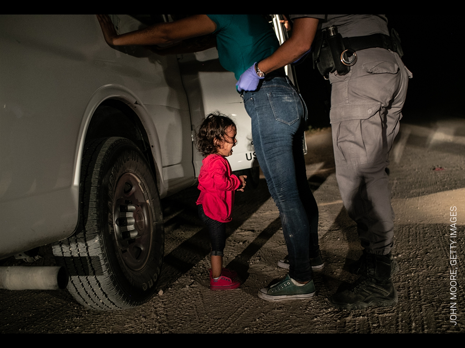 Getty Images. World Press Photo of the Year and Spot News, Singles, 1st Prize