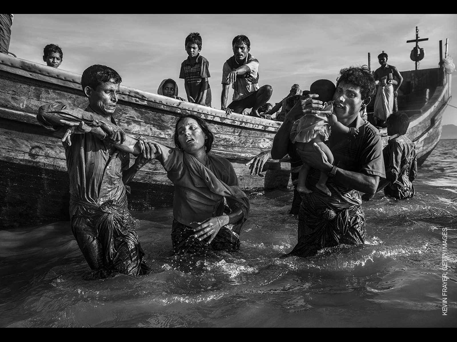 Getty Images. General News second prize stories