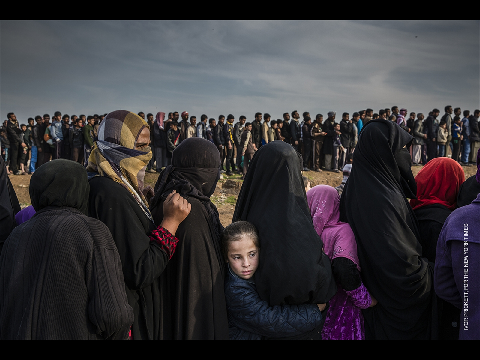 For The New York Times. World Press Photo of the Year nominee, General News first prize stories
