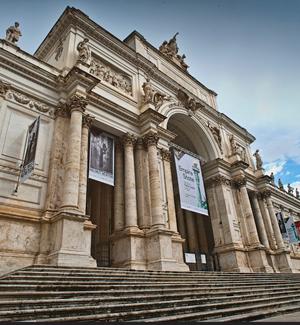Palazzo delle Esposizioni - Vai al sito